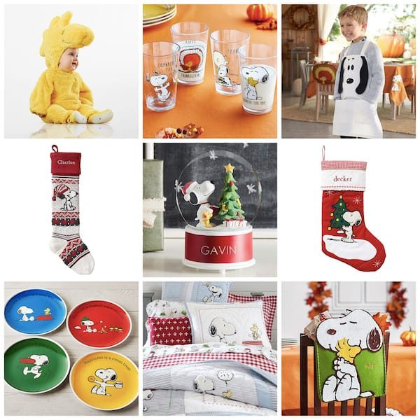 Peanuts Home Decor and Gifts for Kids