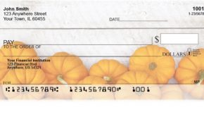 Pumpkin Checks