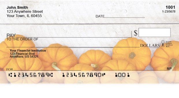Pumpkin Checks