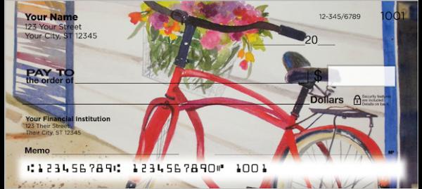 Bicycle Personal Checks