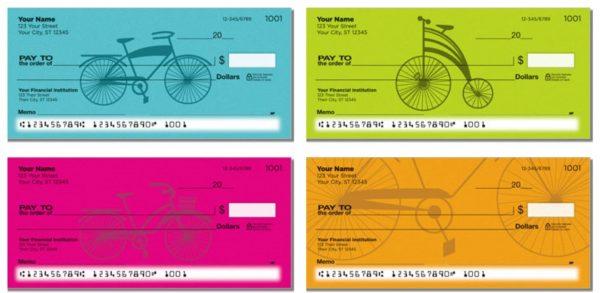Classic Bike Personal Checks