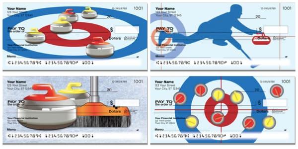 Curling Personal Checks