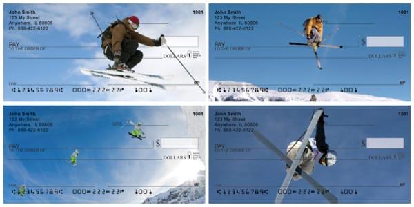 Extreme Precision Skiing Personal Checks