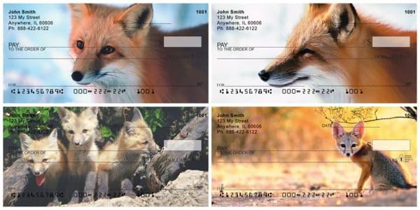 Foxy Personal Checks