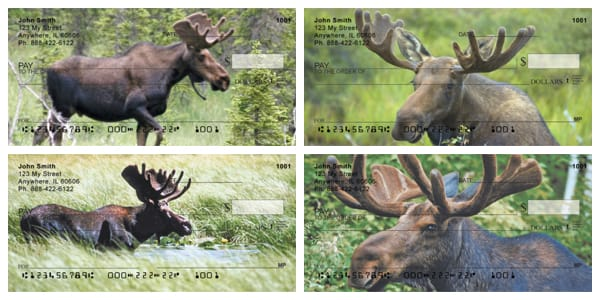 Moose Personal Checks