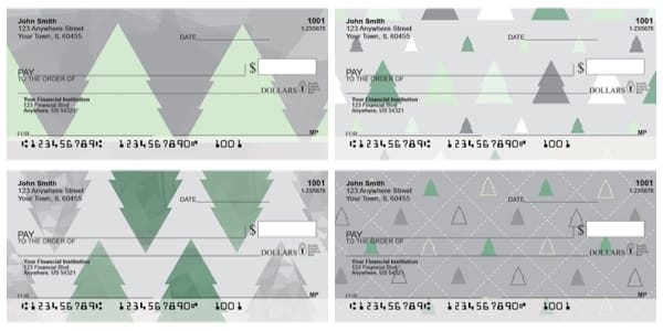 Peaceful Pines Personal Checks