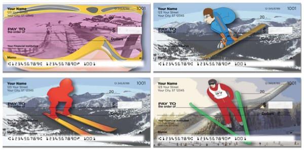 Ski Jumper Personal Checks