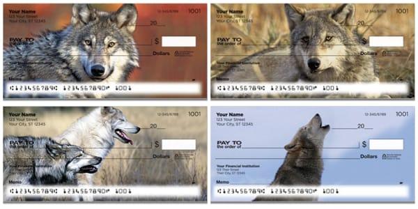 Wolf Personal Checks