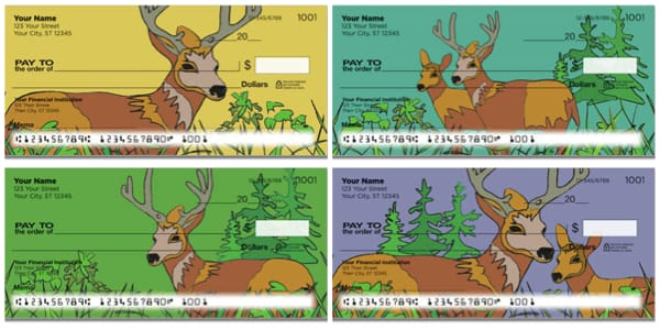 Big Buck Personal Checks
