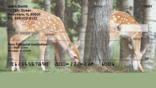 Woodland Animal Checks