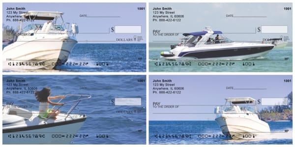 Big Fun Boating Personal Checks