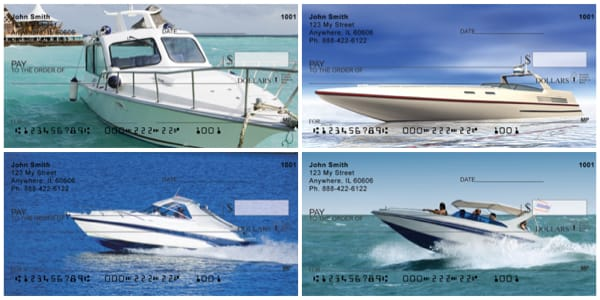 Boating Bonanzas Personal Checks