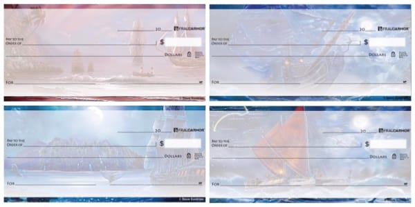 High Seas Personal Checks