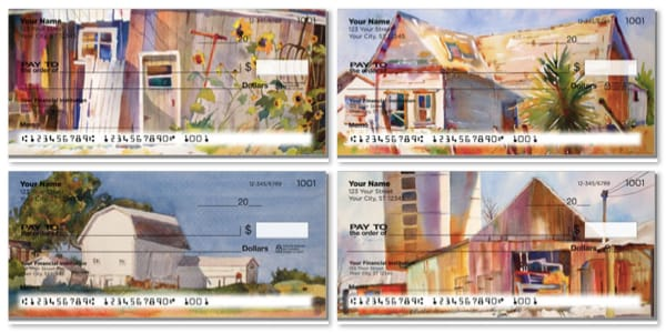 Houses and Barns Personal Checks