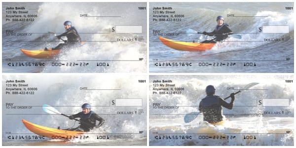Kayak Wave Surfing Personal Checks