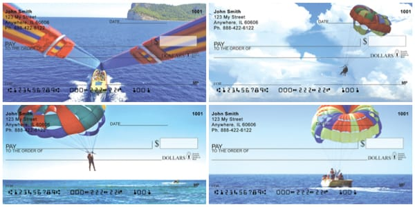 Parasailing Personal Checks