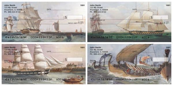 Sailor's Heritage Personal Checks