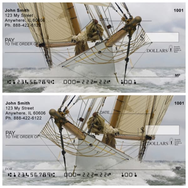 Sinking Ship Personal Checks