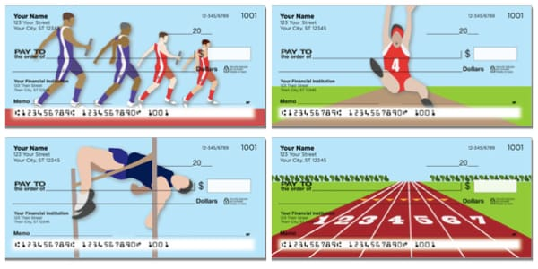 Track Star Personal Checks