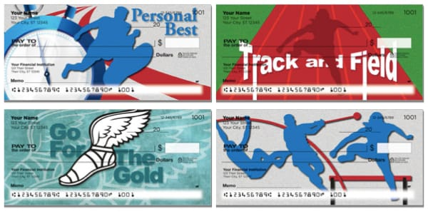 Track and Field Personal Checks