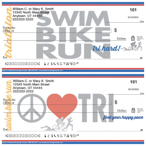 Triathlon Personal Checks