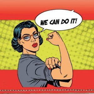 Wonder Woman Female Empowerment Checks