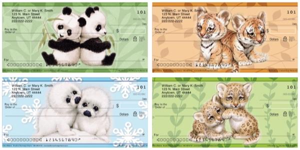 Bear Babies Checks