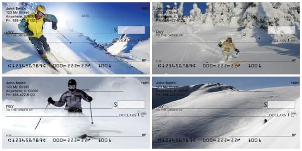 Creating Paths Personal Skiing Checks