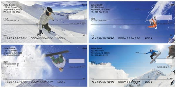 Extreme Jumps Personal Checks