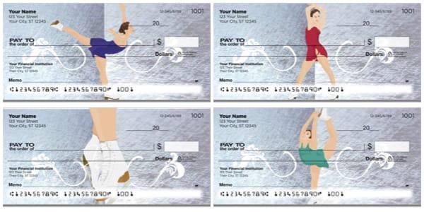 Figure Skater Personal Checks