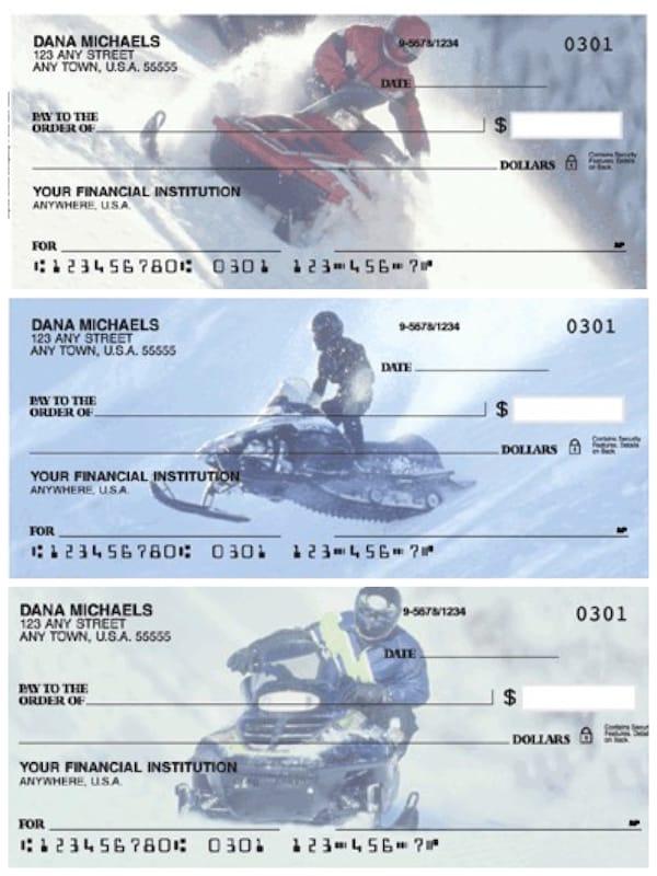 Snowmobile Personal Checks
