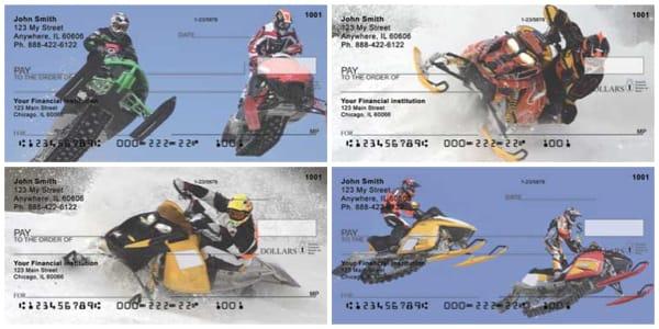 Snowmobiling Personal Checks