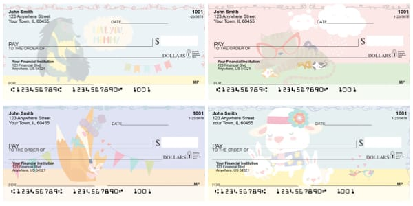 Motherly Love Personal Checks