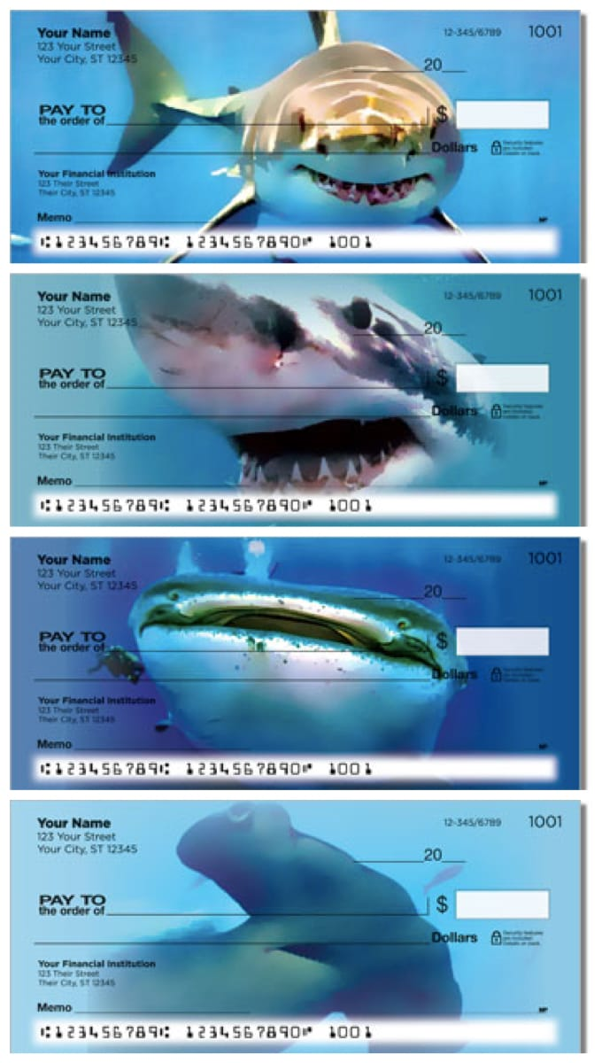 Shark Personal Checks