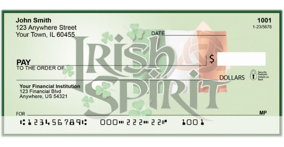 Celtic & Irish Checks