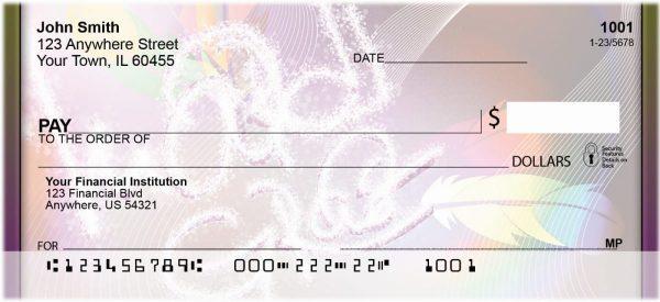 Mardi Gras Bank Personal Checks
