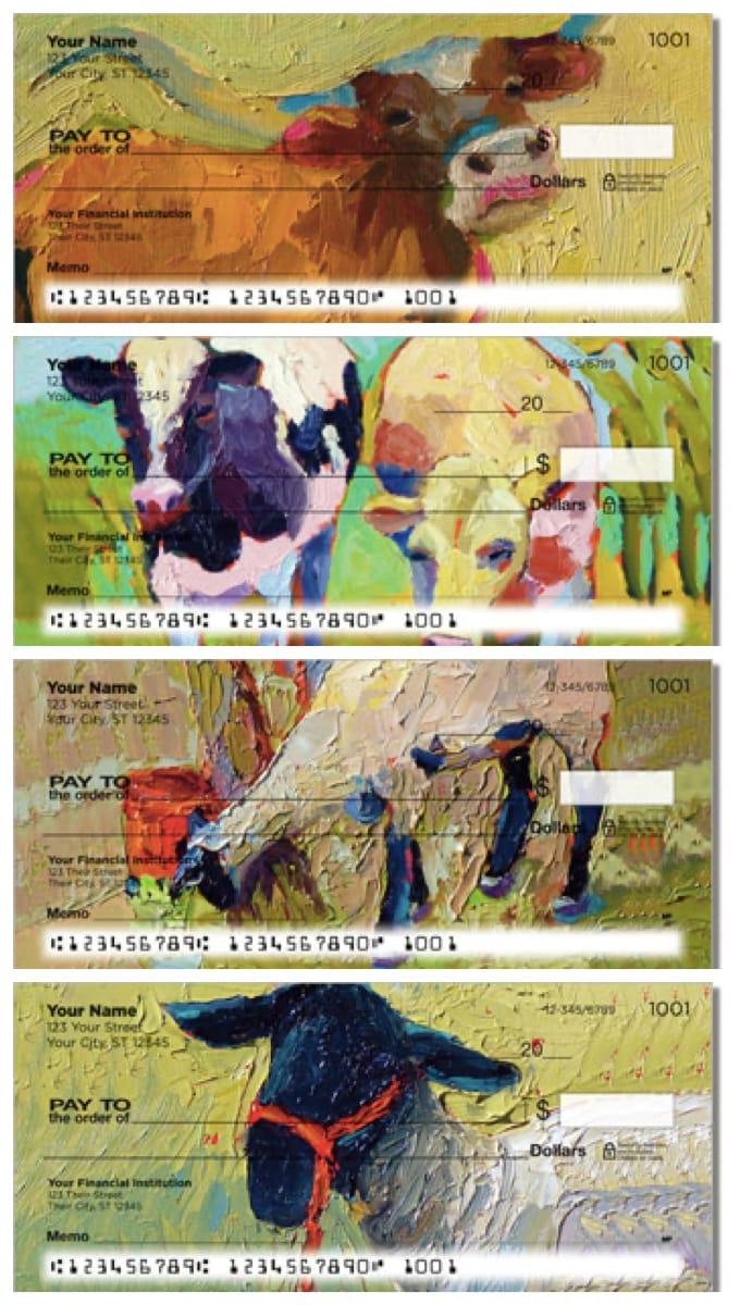 Standlee Farm Animal Personal Checks
