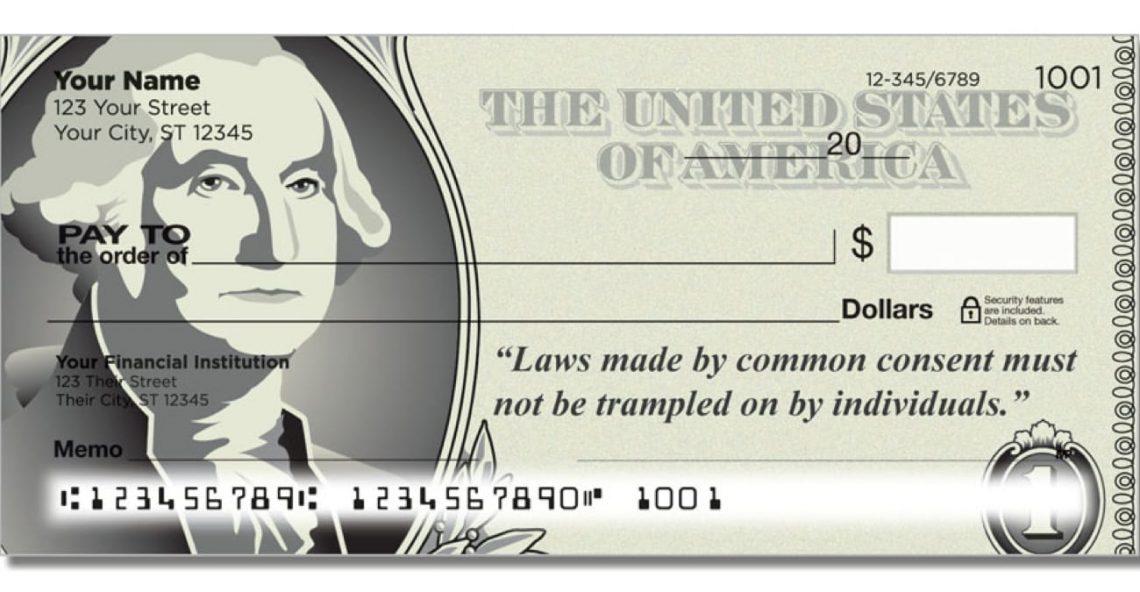 US Presidents Checks